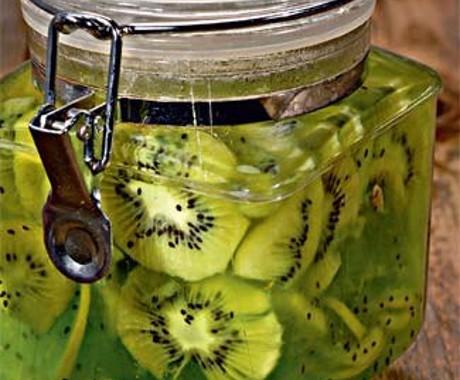 варенье из киви и банана с фото
